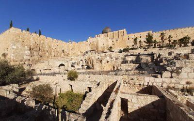 OSA 3: Vanha testamentti arkeologian valossa – kolme päivitystä