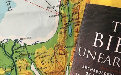 OSA 2: Vanha testamentti arkeologian valossa – kolme päivitystä
